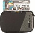 Sea to Summit Travel Wallet Rfid Medium Schwarz    Dokumenttasche