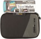 Sea to Summit Travel Wallet Rfid Medium Schwarz |  Geldbörsen