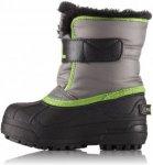 Sorel Kids Snow Commander Grün, EU 21 -Farbe Quarry -Cyber Green, 21