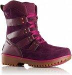 Sorel Youth Meadow Lace Lila/Violett, EU 33 -Farbe Purple Dahlia -Spicy, 33