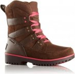 Sorel Youth Meadow Lace Braun, EU 32 -Farbe Umber -Afterglow, 32