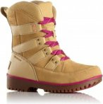 Sorel Youth Meadow Lace Beige, EU 32 -Farbe Curry -Deep Blush, 32