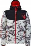 Spyder M Timeless Hoodie LE Jacket Weiß   Größe XL   Herren Freizeitjacke