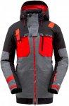 Spyder M Tordrillo Gtx® LE Jacket Colorblock / Rot / Schwarz | Herren Regenjack