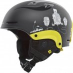 Sweet Protection Blaster Kids Mips Helmet Schwarz, Ski-& Snowboardhelm, M-L