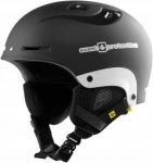 Sweet Protection Blaster Mips Helmet Schwarz, Ski-& Snowboardhelm, S-M