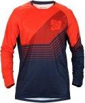 Sweet Protection Chuckanut Long-Sleeve Jersey Orange, Male Langarm-Shirt, L