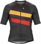 Sweet Protection Mens Crossfire Jersey Schwarz, L, Herren Kurzarm-Shirt ▶ %SAL