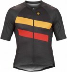 Sweet Protection Mens Crossfire Jersey Schwarz, XL, Herren Kurzarm-Shirt ▶ %SA