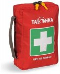 Tatonka First AID Compact Rot, One Size -Farbe Red, One Size