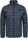 The North Face Thermoball Jacket Grau, Male Daunen Isolationsjacke, S