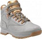 Timberland Womens Euro Hiker Leather Grau, 41.5, Damen Wanderschuh ▶ %SALE 40%