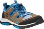 Timberland Youth Zip Trail Fisherman Sandal Blau, EU 31 -Farbe Brown -Blue, 31