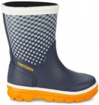 Tretorn Kids Aktiv Dot Blau, EU 24 -Farbe Navy -Neon Orange, 24