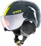 Uvex Junior Visor Pro   Kinder Ski- & Snowboardhelm