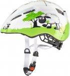 Uvex KID 2 Grün / Weiß | Größe 46 - 52 cm |  Fahrradhelm