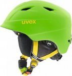 Uvex Kids Airwing 2 Pro Grün, Ski-& Snowboardhelm, 54 -58 cm