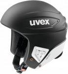 Uvex Race+ Schwarz, Ski-& Snowboardhelm, 55 -56 cm