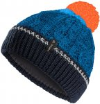 Vaude Kids Cornua Beanie III Blau | Größe M |  Kopfbedeckung