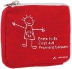 Vaude Kids First AID Rot, One Size, Kinder Erste Hilfe & Notfallausrüstung