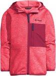 Vaude Kids Kikimora Jacket Pink | Größe 146 - 152 |  Freizeitjacke
