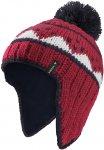 Vaude Kids Knitted Cap IV Rot |  Kopfbedeckung