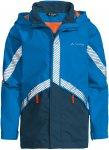 Vaude Kids Luminum Jacket II Blau, Freizeitjacke, 122 -128