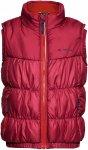 Vaude Kids Racoon Insulation Vest Pink / Rot | Größe 92 | Kinder Weste