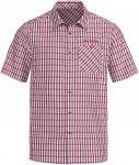 Vaude Mens Albsteig Shirt | Größe S,M,L,XL | Herren Kurzarm-Hemd