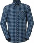 Vaude Heimer Long-Sleeve Shirt II Kariert, Male Langarm-Hemd, M