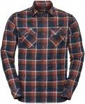 Vaude Mens Jerpen Long-Sleeve Shirt II | Größe M,L,XL | Herren Langarm-Hemd