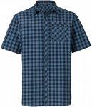 Vaude Sonti Shirt II Kariert, Male Kurzarm-Hemd, L