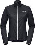 Vaude Womens Air Jacket II Schwarz, 34, Damen Softshell ▶ %SALE 30%