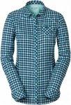 Vaude Womens Comici Long-Sleeve Shirt | Größe 46 | Damen Langarm-Hemd