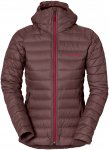 Vaude Womens Kabru Hooded Jacket II (Modell Winter 2017) Rot | Größe 36 | Dame