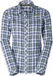 Vaude Womens Neshan Shirt III Damen | Blau / Weiß | 40 | +40