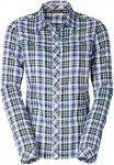 Vaude Neshan Shirt III Kariert, Female Langarm-Hemd, 40