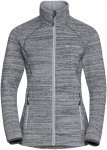 Vaude Womens Rienza Jacket II Grau | Größe 36 | Damen