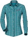 Vaude Womens Sarentino Long-Sleeve Shirt | Größe 36 | Damen Langarm-Hemd