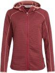 Vaude Womens Skomer Hiking Jacket Rot | Größe 36 | Damen Freizeitjacke