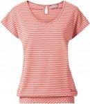 Vaude Womens Skomer T-Shirt II, Snapdragon | Größe 36,38,40,42,44,46,48 | Dame