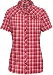 Vaude Tacun Shirt Kariert, Female Kurzarm-Hemd, 34