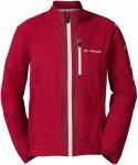Vaude Womens Umbrail Jacket Rot | Größe 42 | Damen Regenjacke