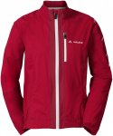 Vaude Womens Umbrail Jacket Rot | Größe 36 | Damen Windbreaker
