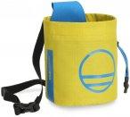 Wild Country Session Chalk Bag Blau / Gelb | Größe One Size |  Kletterzubehör