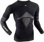 X-Bionic M Energizer MK2 Shirt Herren | Weiß / Schwarz | S/M | +S/M,XXL
