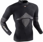 X-Bionic M Energizer MK2 Shirt Turtle Neck | Größe S/M | Herren Langarm-Shirt