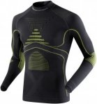 X-Bionic M Energy Accumulator Evo Shirt | Größe XXL | Herren Langarm-Shirt