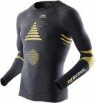 X-Bionic M Ski Touring Evo UW Shirt V-Neck | Größe S/M | Herren Langarm-Shirt