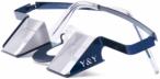 Y&Y Sicherungsbrille Classic Colorful Blau, One Size,Sportbrille
